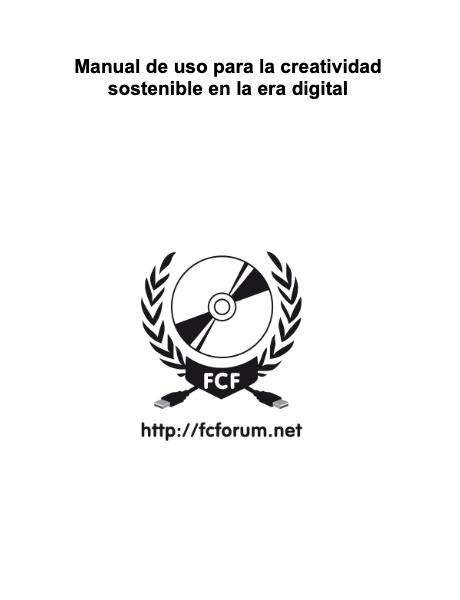 Manual de uso para la creatividad sostenible en la era digital