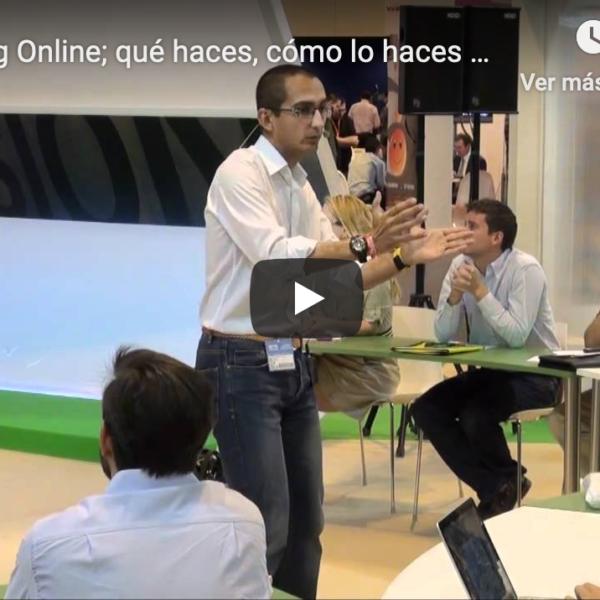 Video Taller gratis. Herramientas básicas para difundir tu proyecto por Internet