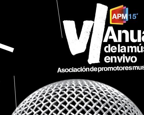 Descárgate el 'VI Anuario de la Música en Vivo'