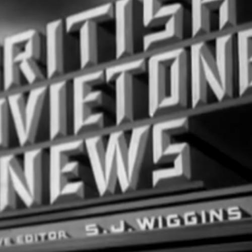 British Movitone más de 60.000 vídeos de noticias clásicas