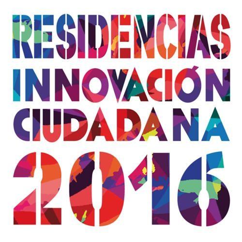 Convocatoria para Residencias de Innovación Ciudadana 2016
