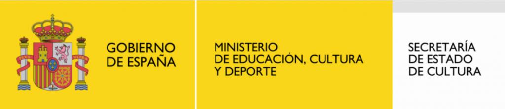 logo ministerio de cultura