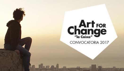 ART FOR CHANGE BARCELONA
