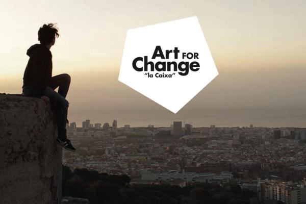 "Art for Change ""la Caixa"""
