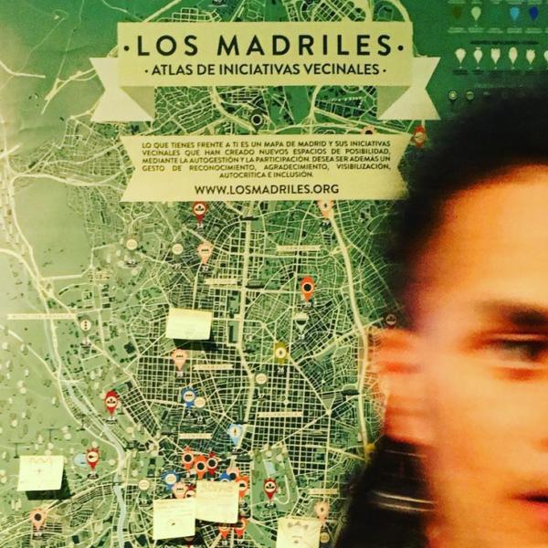 Los talleres de Travesías Madrid en marcha