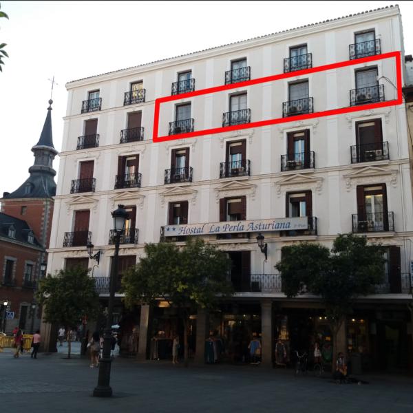 Convocatoria Madrid: Cesión de uso gratuito de un piso para entidades culturales sin ánimo de lucro
