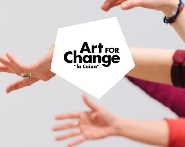 Art For Change. Espacios de diálogo.