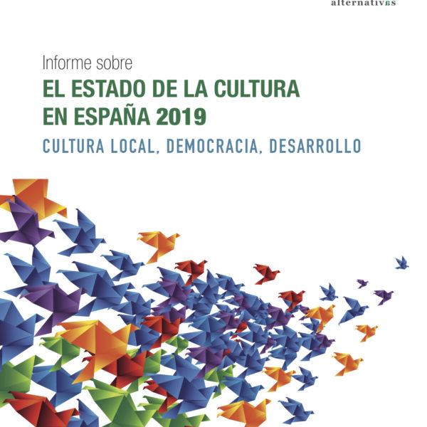 Informe sobre el estado de la cultura 2019