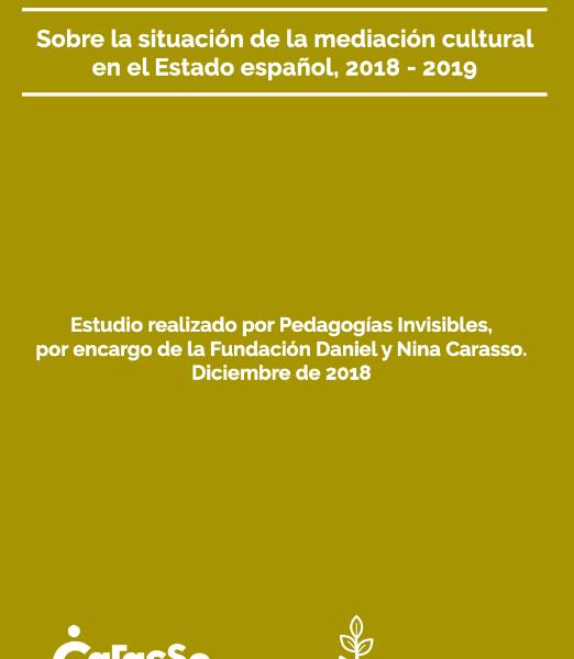 Foto fija sobre la situación de la mediación artística en el estado español