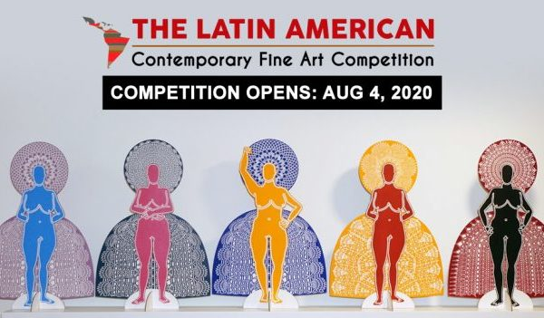 Tercer Concurso Latinoamericano de Artes Visuales Contemporáneas.