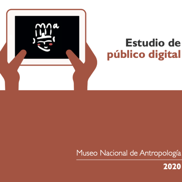 Estudio de público digital-Museo Nacional de Antropología 2020