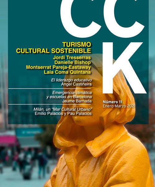 Revista CCK Número 11-Turismo Cultural Sostenible