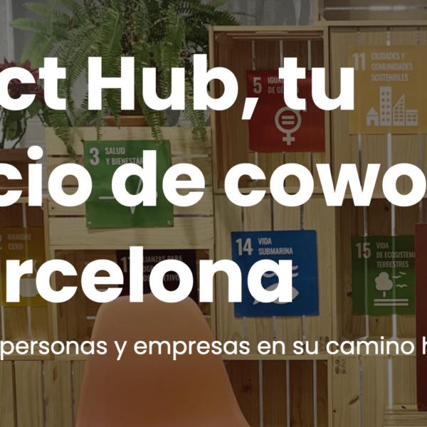 Responsable de Centro Impact Hub Barcelona