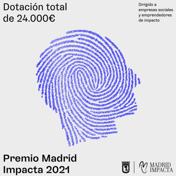 Premio Madrid Impacta 2021